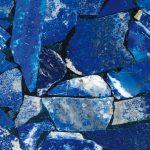 Lapislazzuli posa mosaico