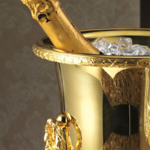 Champagne holder, Wine cooler and Ice bucket